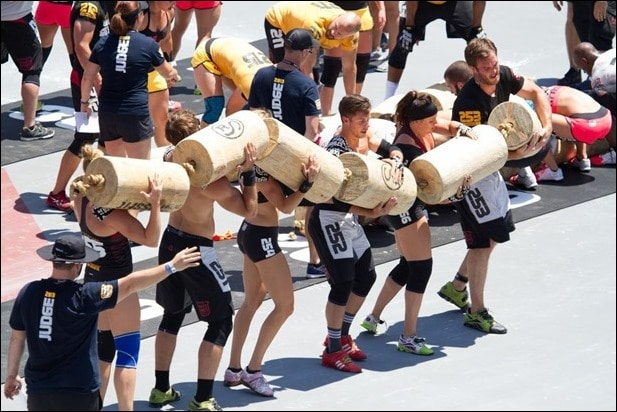 crossfit games 2013 team challenge