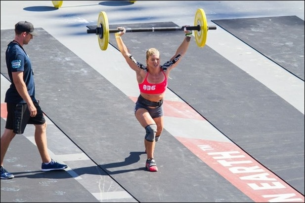 crossfit games 2013 womens final