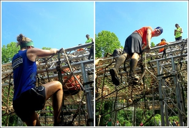 down and dirty mud run DC