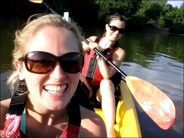 kayaking washington dc 2