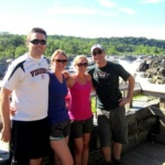 Hiking Great Falls Park & Biking to Mt. Vernon!