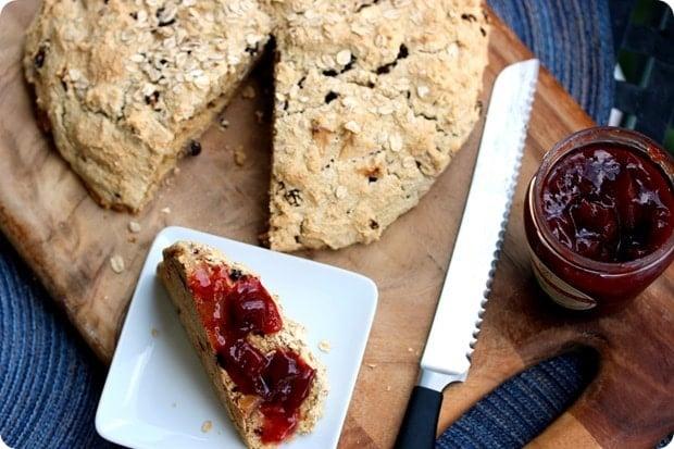 whole wheat irish soda bread recipe