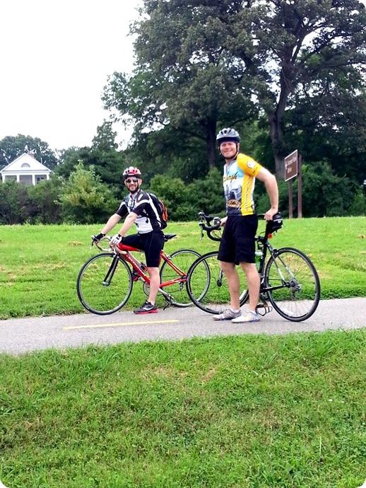 biking the mt vernon trail