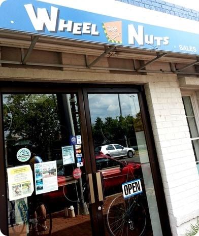 wheel and nuts alexandria