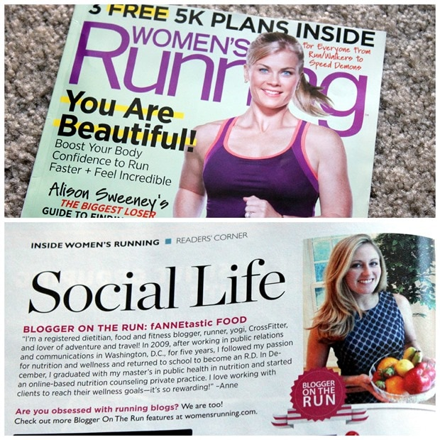 womens running magazine
