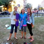 Dupont Circle Yoga & A Quaker/Jamba Juice Giveaway!