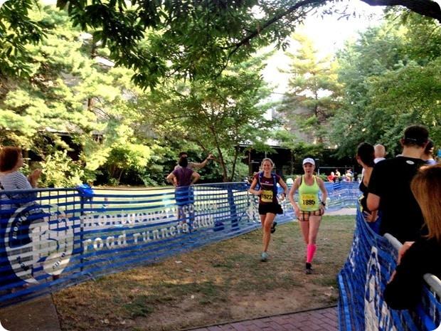 parks half marathon 2013