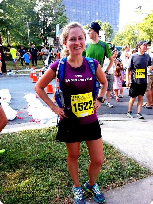 parks half marathon DC