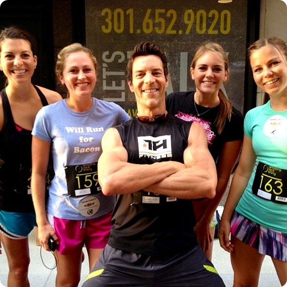 tony horton national press club 5k