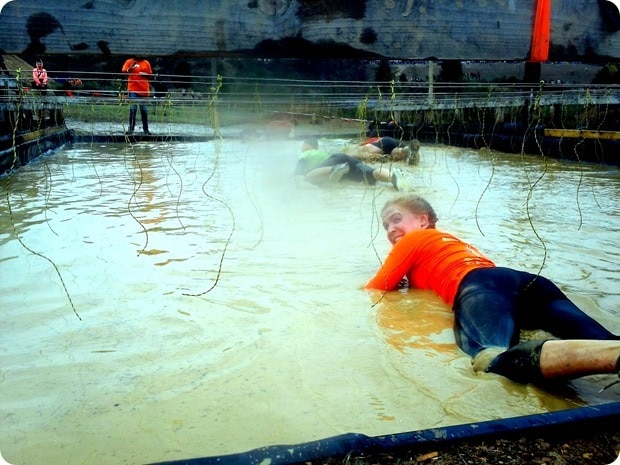 tough mudder electric eel