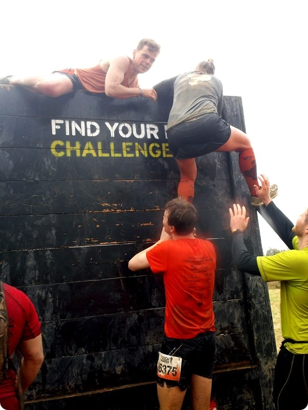 tough mudder berlin wall