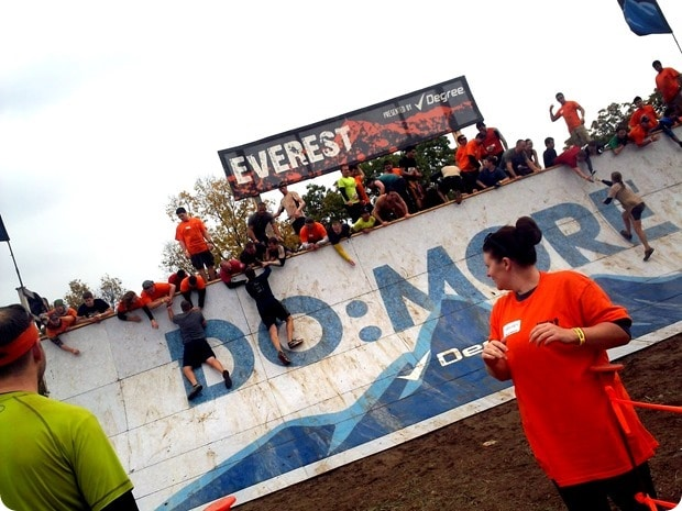 tough mudder everest