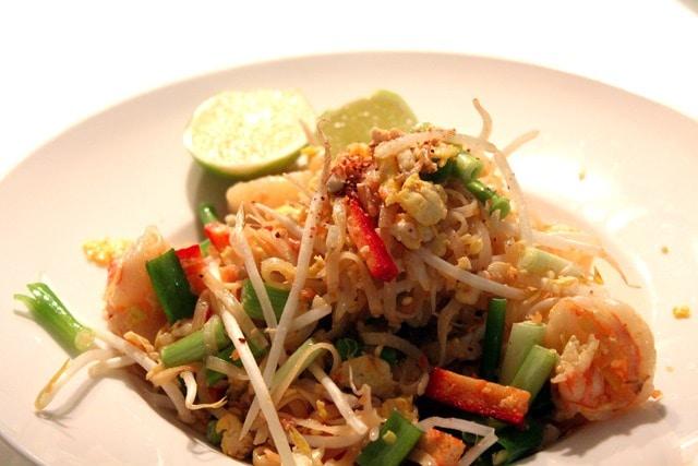 Carlton Oregon Thai Food
