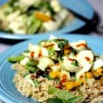 Chicken & Veggie Thai Green Curry