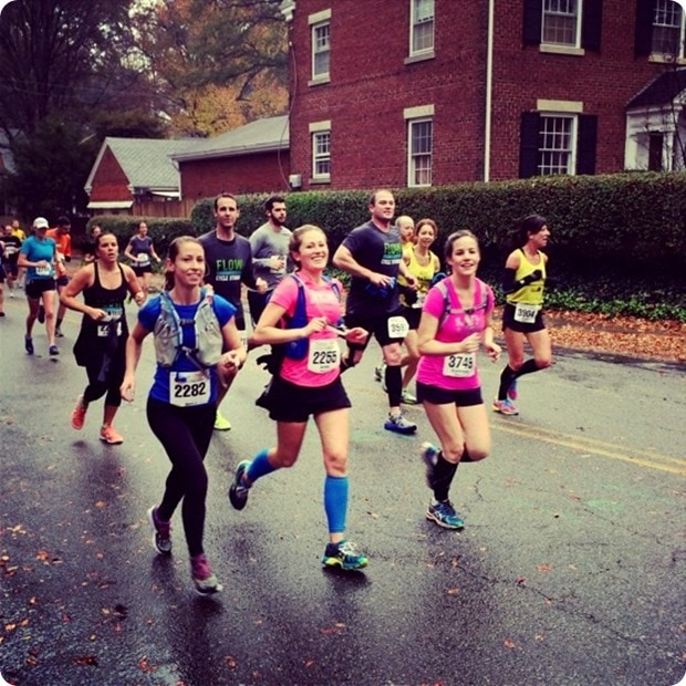 mile 5 richmond marathon