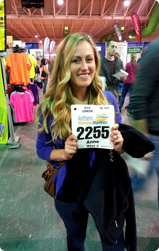 richmond marathon expo