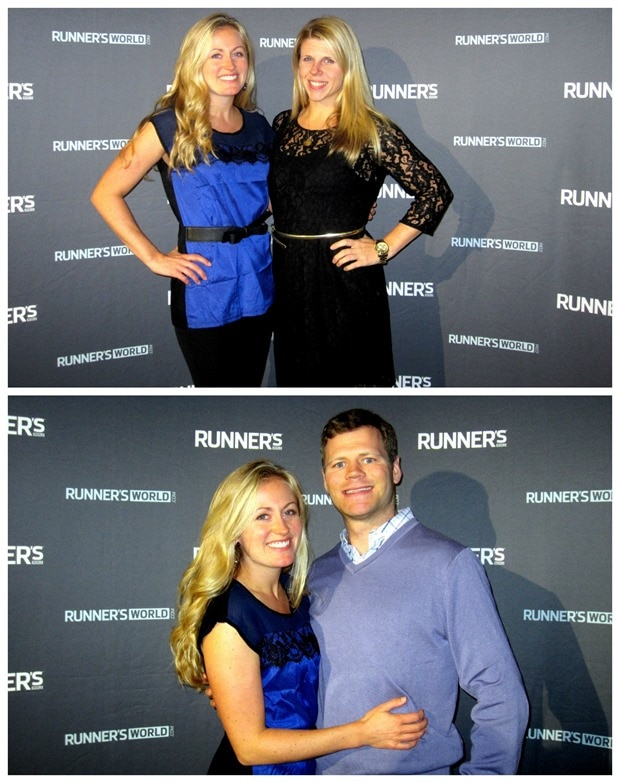 runner world nyc marathon party