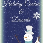 9 Healthy Holiday Cookie & Dessert Recipes