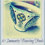 10 Immunity Boosting Foods for Cold & Flu Season