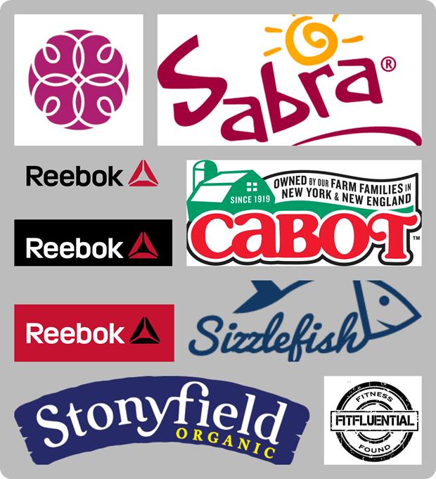 Winter Shape Up sponsors