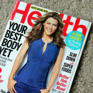 Health Magazine Debut