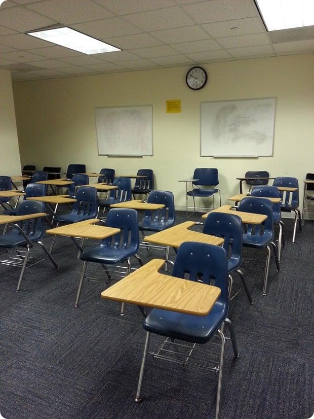 GW classroom