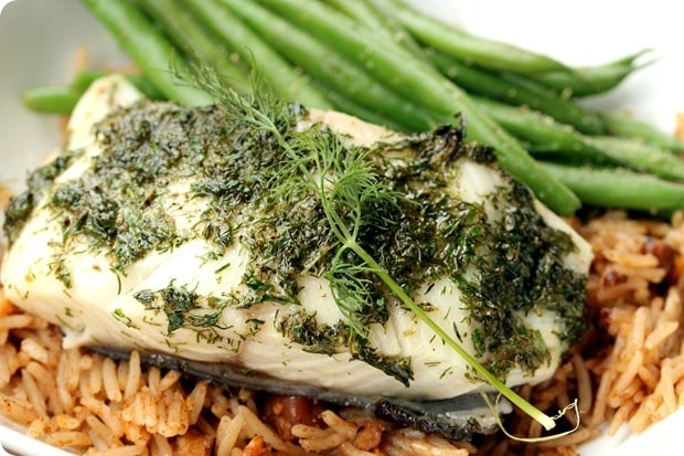 lemon herb fish recipe