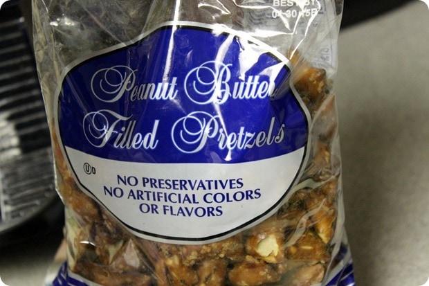 trader joes peanut butter pretzels