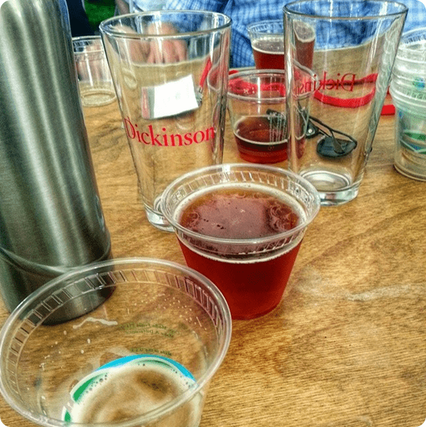 dickinson_beer_tasting