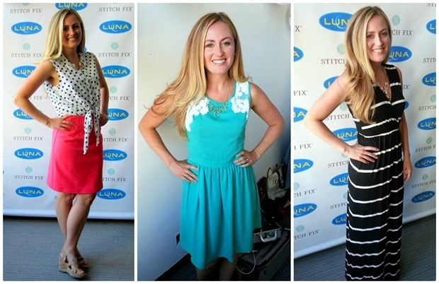 stitch fix dresses at headquarters