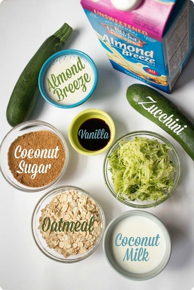 almond milk ice cream ingredients