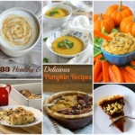 33 healthy and delicious pumpkin recipes
