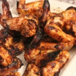 Gluten-Free Grilled Taco Wings