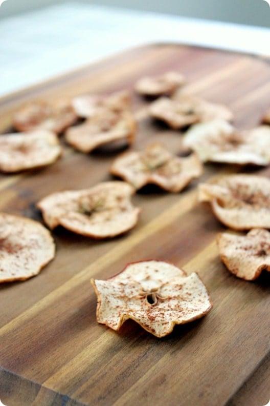 apple chips recipe easy