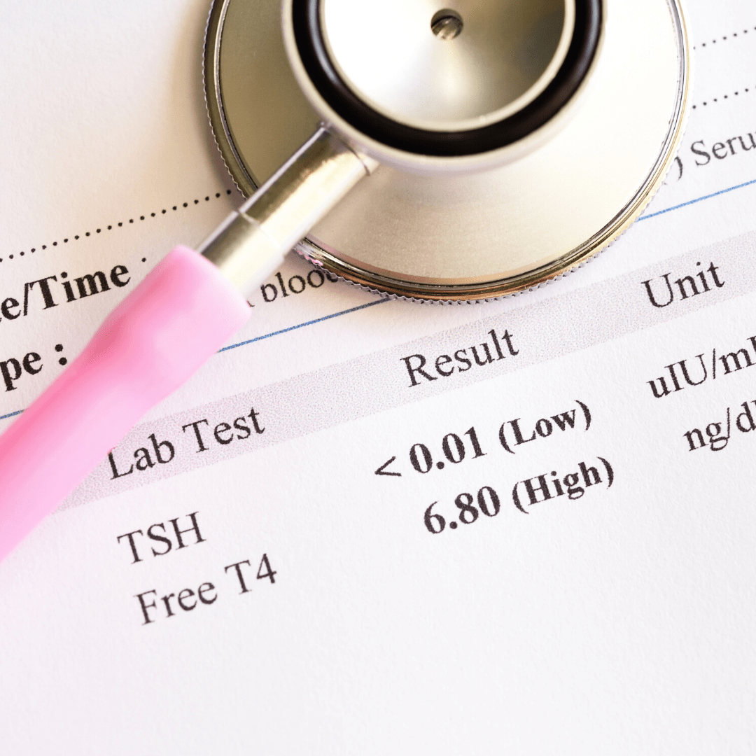 how to interpret blood test results