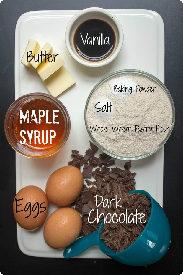 maple brownie cookie ingredients