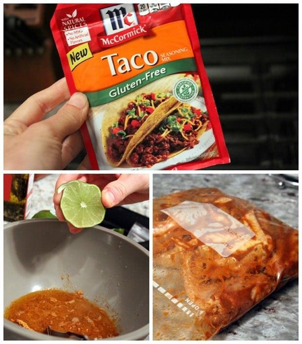 mccormick gluten free taco mix
