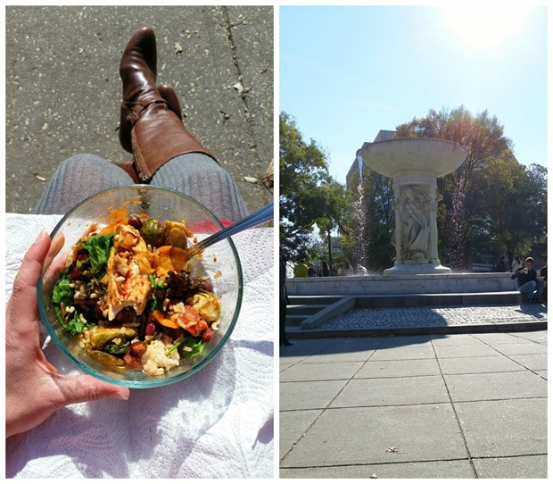 dupont circle lunch