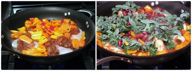 fast easy healthy dinner