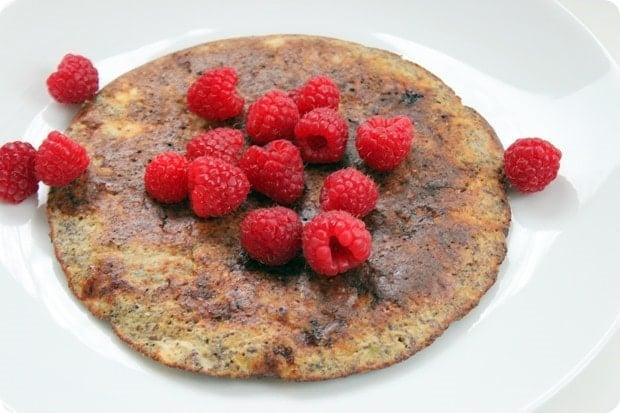 flour free breakfast pancake