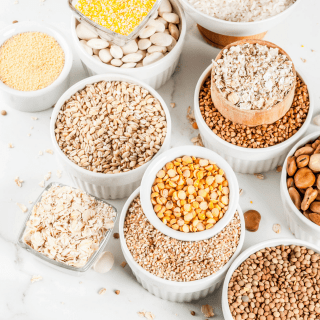 what are sprouted grains