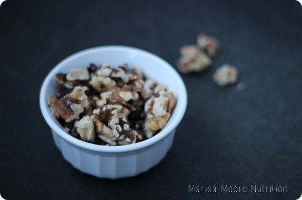 Walnuts on marisamoore.com