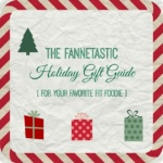 Holiday Gift Guide for Fit Foodies