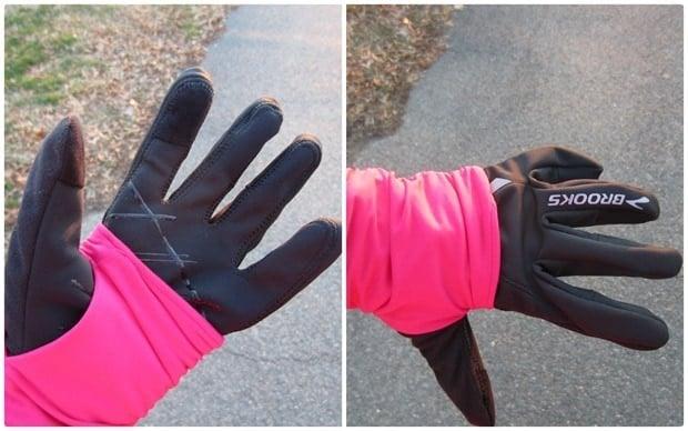 utopia softshell glove