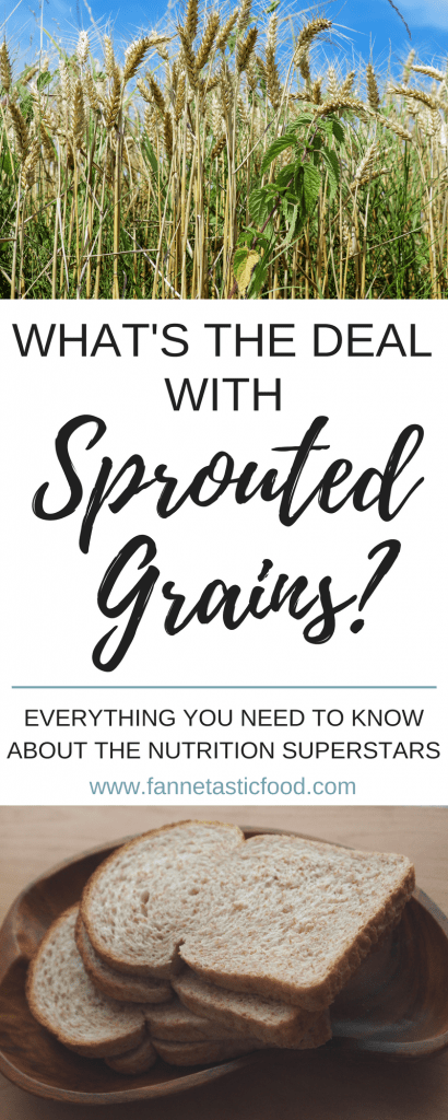 What's the deal with sprouted grains? They're popping up everywhere for a reason, and here's everything you need to know about the nutritional superstars!