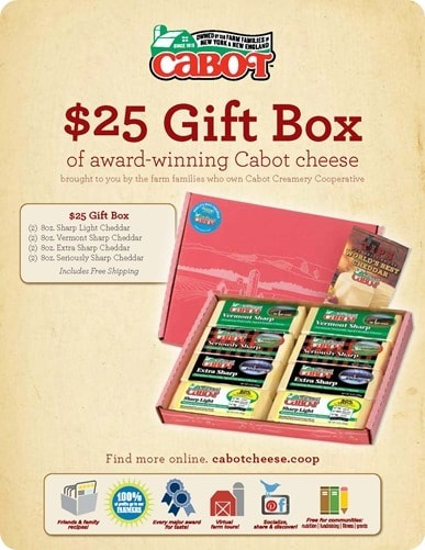 $25 Gift Box Easel