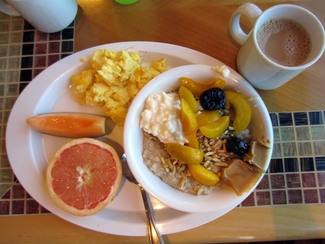 How to eat healthy on a cruise but still have fun going with intuitive eating i mixed things up based on what i was in the mood for each morning ccuart Choice Image