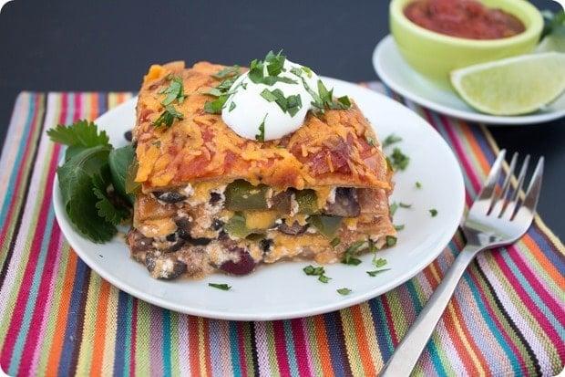 mexican lasagna (2)