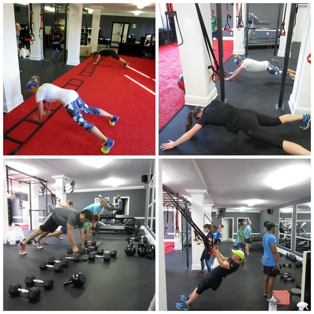 urban athletic club workout georgetown
