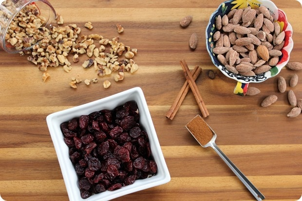 tart cherry bar ingredients